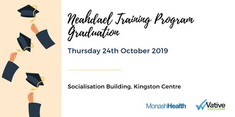 Neahdael Training Program Graduation tickets