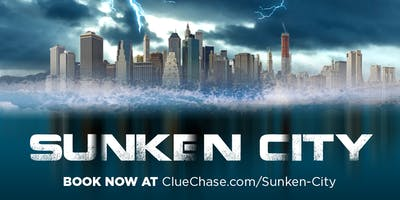 Sunken City: a NYC Climate Change Escape Room