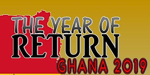 Year of Return 2019 Ghana - The African Network