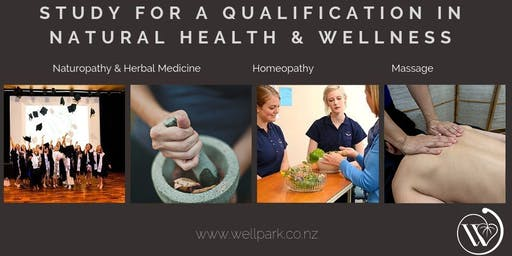 Open Day at Wellpark College of Natural Therapies