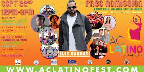 Atlantic City Latino Festival 2019 tickets