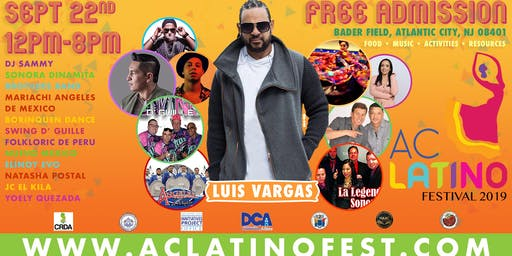 Atlantic City Latino Festival 2019