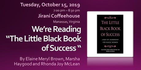 """Black Girls Think &Grow Rich is Reading """"The Little Black Book of Success"""" tickets"""
