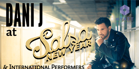 Salsa New Year tickets
