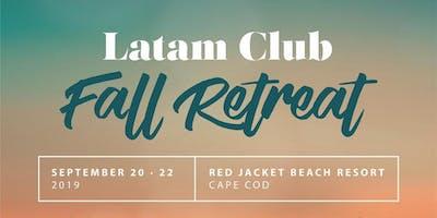 Latam Fall Retreat - Cape Cod 2019
