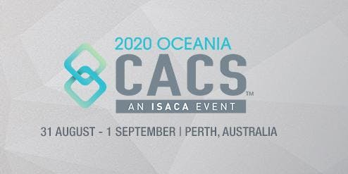 Oceania CACS 2020 Conference