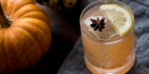 Cocktail Class: Fall Flavors and Liqueurs