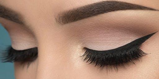 Hustle & Glow - Makeup + Glow Getters Night