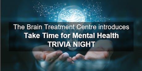 BTC Trivia Night for Mental Health Week tickets