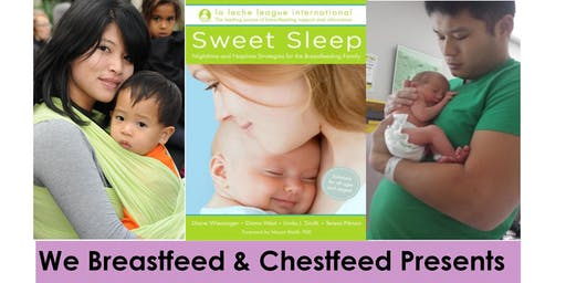 We Breastfeed & Chestfeed - Guelph Presents: Teresa Pitman on 'Sweet Sleep'