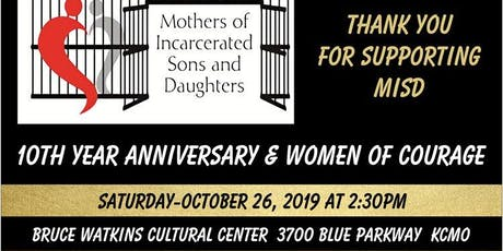 MISD 10th Year & Women of Courage tickets