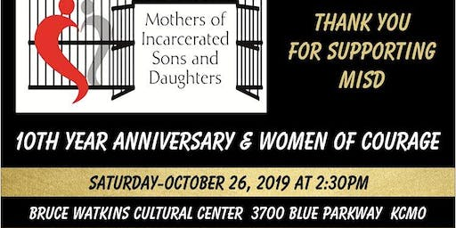 MISD 10th Year & Women of Courage