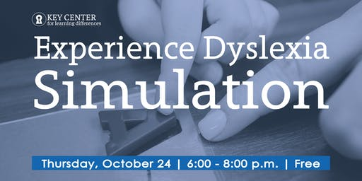 Experience Dyslexia Simulation