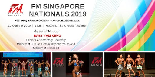 FM Singapore Nationals 2019