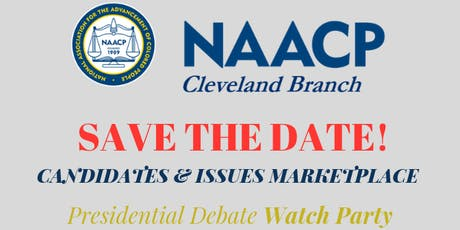 Candidates and Issues Marketplace -Presidential Debate Watch Party 2019 tickets