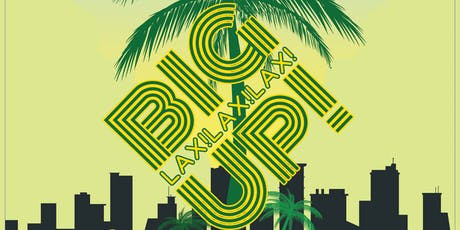 BiGUP! LAX: Reggae Dancehall Afrobeat HipHop Lounge Party tickets