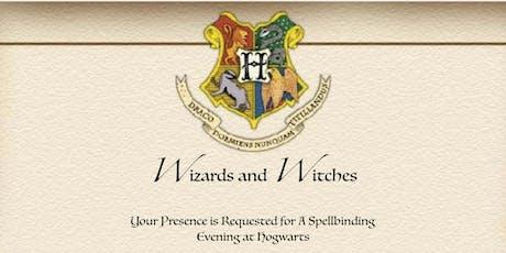 An Evening at Hogwarts tickets
