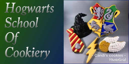 Candi's Cookies Presents... The Hogwarts School of Cookiery