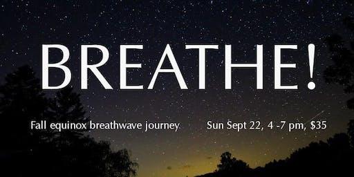 Fall Equinox Breathwave Journey