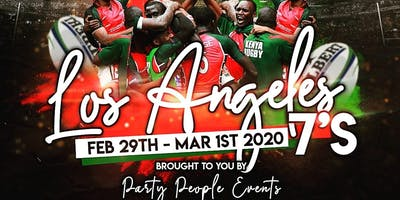 Party People Events LARugby7s AfterParties