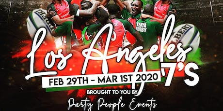 Party People Events LARugby7s AfterParties tickets