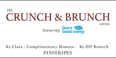 Crunch & Brunch at Pinstripes Overland Park