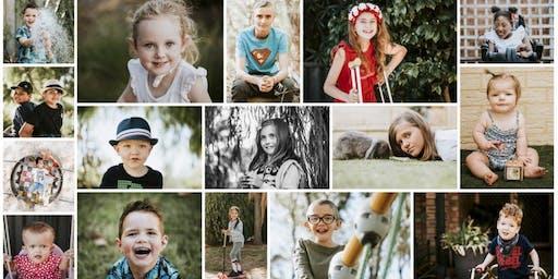 Super Power Kids -  conversations about empowerment with Rachel Callander