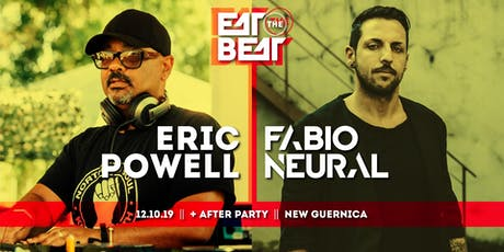 Eat The Beat : Eric Powell & Fabio Neural tickets