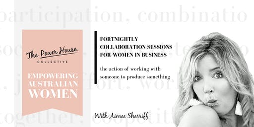 Collaboration Sessions for Women in Business