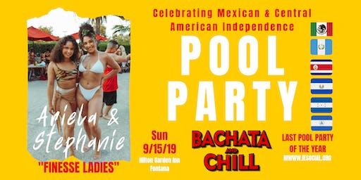POOL PARTY CELEBRATION Salsa, Bachata, Reggaeton 9/15