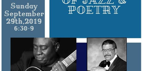 An Evening of Jazz and Poetry tickets