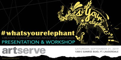 What's Your Elephant at ArtServe