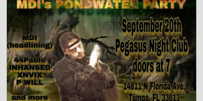 MDI'S PONDWATER PARTY