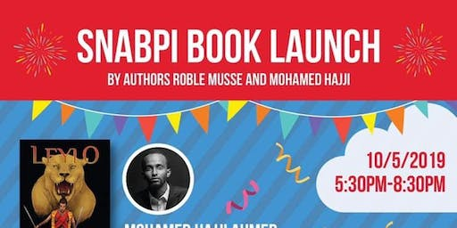 SNABPI Seattle Book Launch