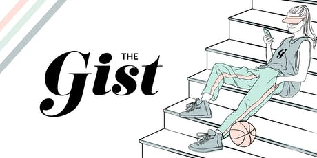 The GIST US Launch Event with Front Office Sports tickets