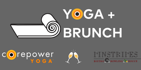 Yoga & Brunch at Pinstripes Chicago tickets