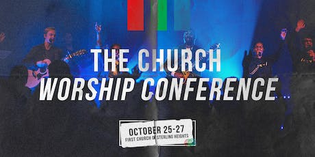 The Church Worship Conference tickets