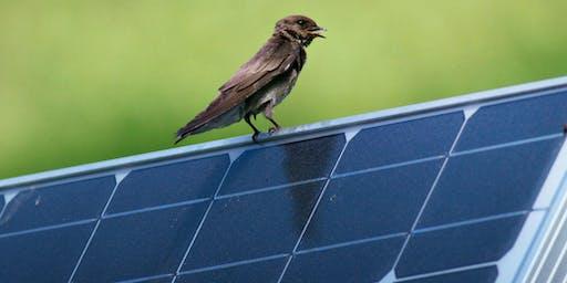 Kick-Off Meeting — North Carolina Energy Future Campaign