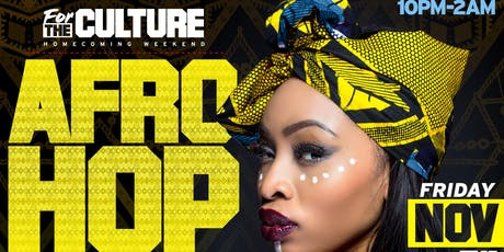 Afro Hop tickets