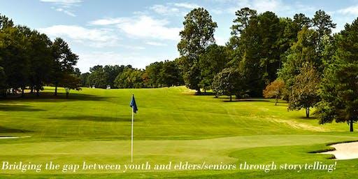 Grandma Speak  Charity Golf Tournament