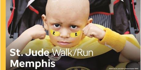 St. Jude Walk/Run Memphis - Volunteers needed! tickets