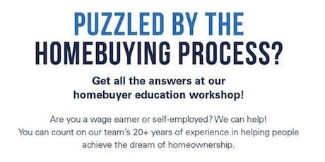 Homebuyer Workshop Event  tickets