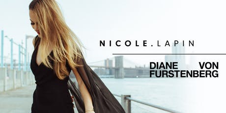 Becoming Super Woman with Nicole Lapin at DVF tickets