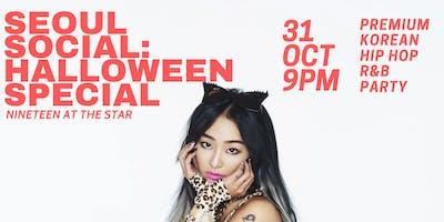 Seoul Social: Halloween Special
