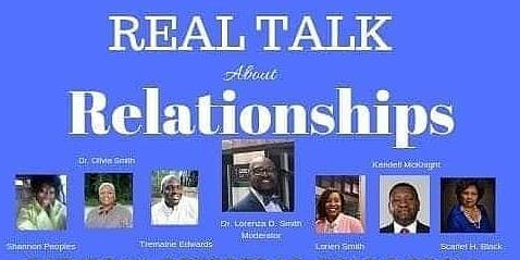 Real Talk About Relationship Tour