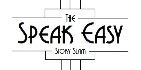 "Get ""Freaked"" at the Speak Easy Story Slam tickets"