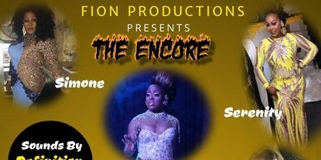 BLACK & GOLD DRAG BRUNCH: The Encore tickets