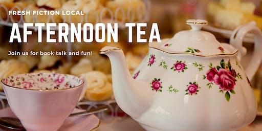 Fresh Fiction Afternoon Tea