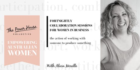 Collaboration Sessions for women in Business - COOLUM tickets