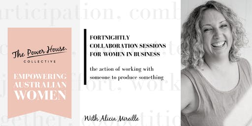 Collaboration Sessions for women in Business - COOLUM